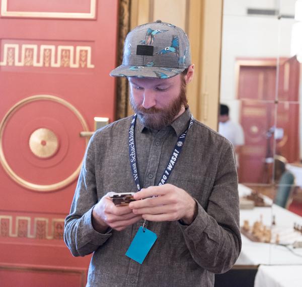 Daniel Ivarsson (Foto: Lars OA Hedlund)