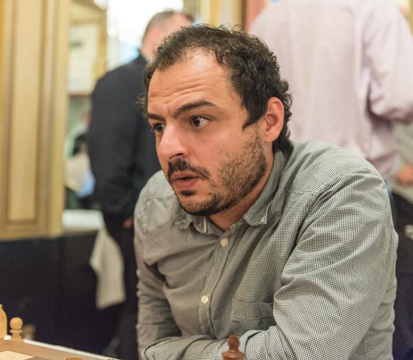 FM Deniz Arman (Foto: Lars OA Hedlund)