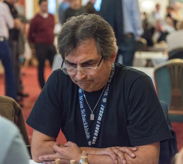 Gustavo Luna (Foto: Lars OA Hedlund)
