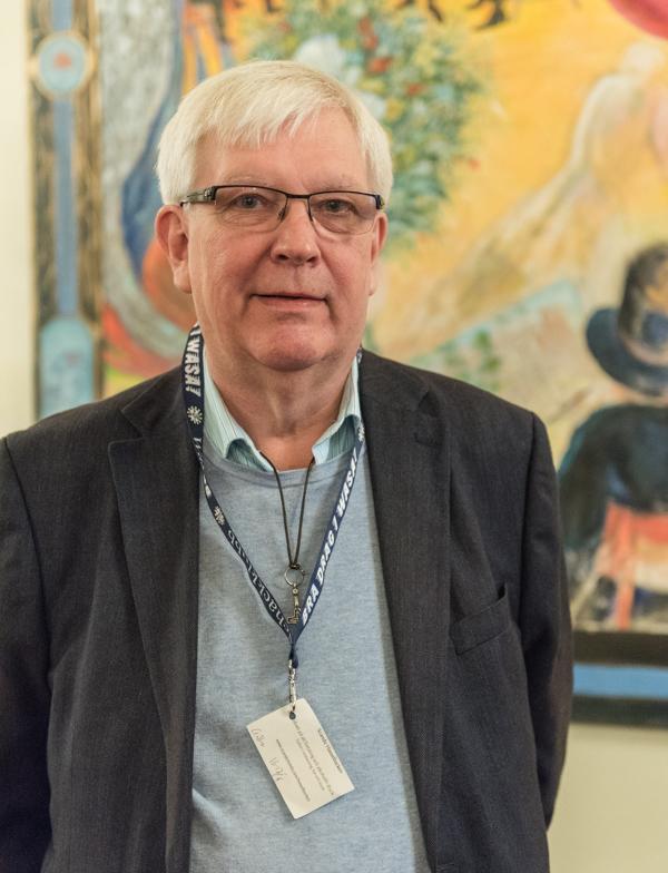 Peder Berkell (Foto: Lars OA Hedlund)