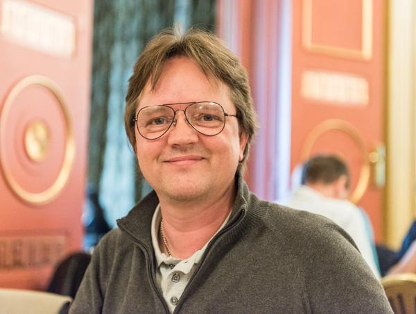 Nicklas Johansson (Foto: Lars OA Hedlund)