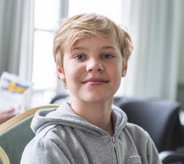 Oliver NIlsson (Foto: Lars OA Hedlund)