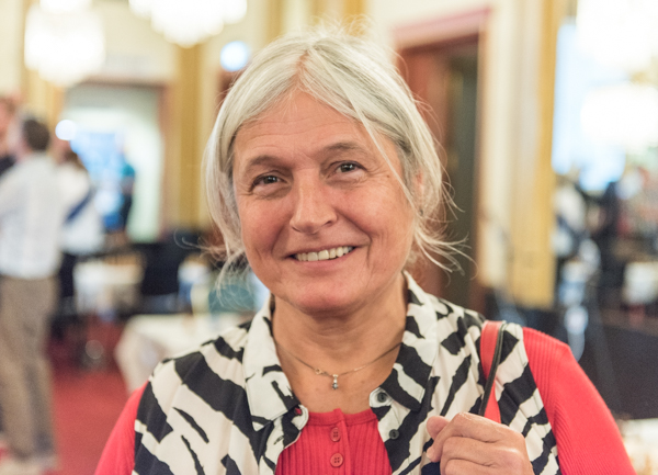 Paula Nilsson (Foto: Lars OA Hedlund)