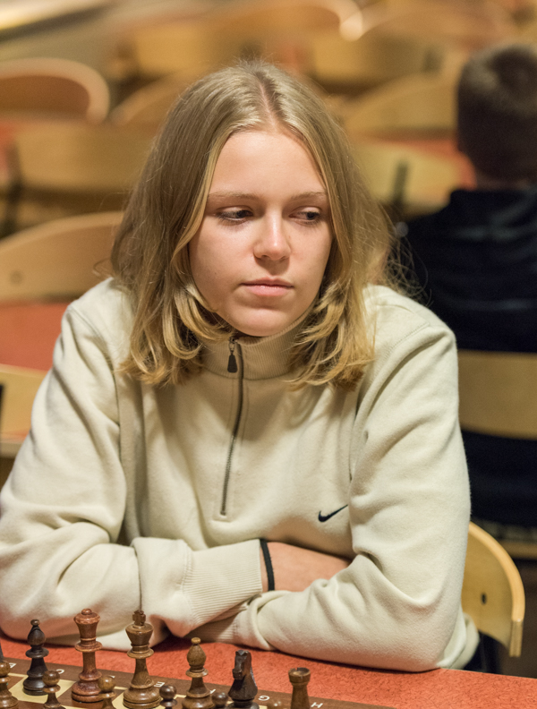 Elizabeth Johansson (Foto: Lars OA Hedlund)