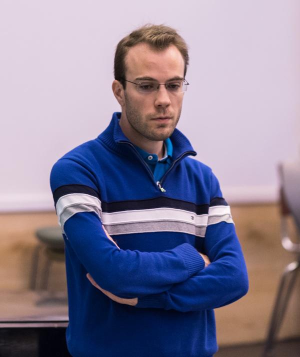 GM Georg Meier (Foto: Lars OA Hedlund)
