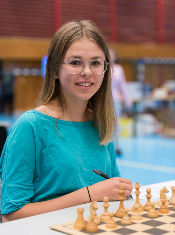 Cecilia Råvik (Foto: Lars OA Hedlund)