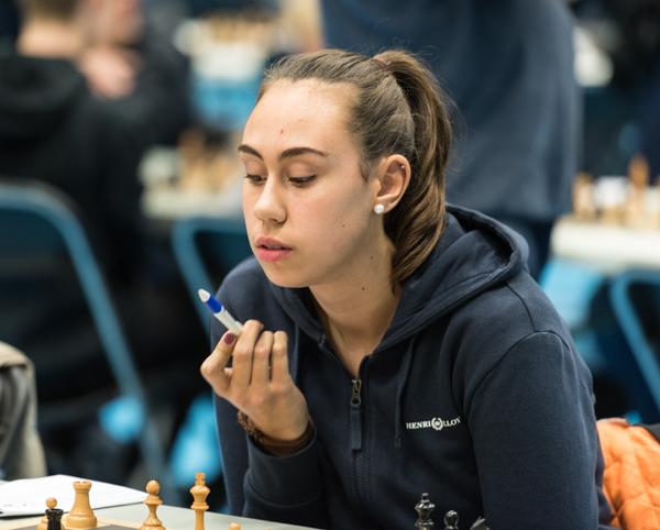 Ida Rizvanovic (Foto: Lars OA Hedlund)