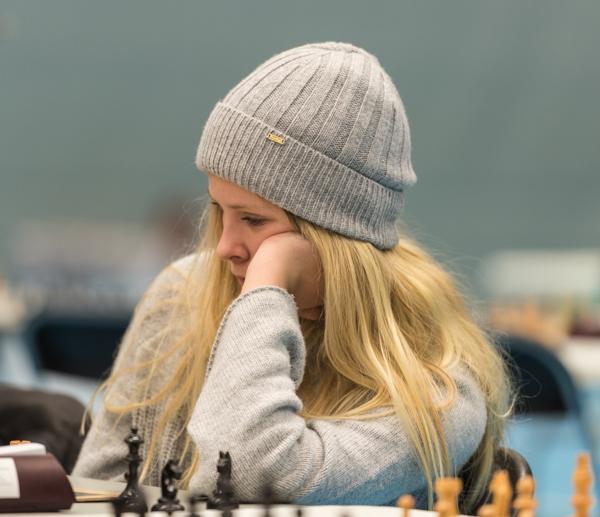 Klara Olofsson (Foto: Lars OA Hedlund)