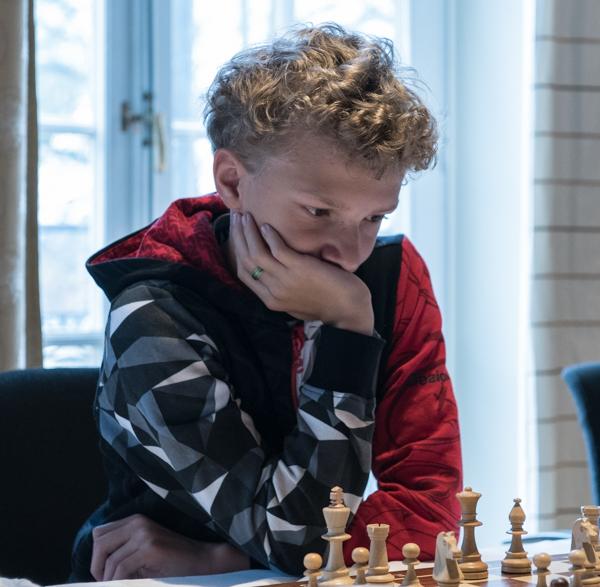 Dion Krevenko (Foto: Lars OA Hedlund)