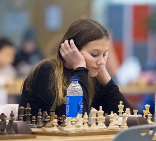 Julia Östensson (Foto: Lars OA Hedlund)