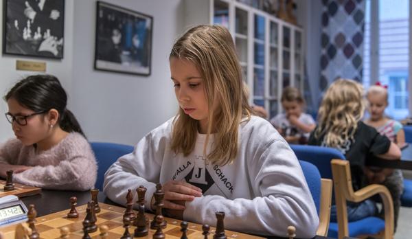 Linnea Johansson Öhman (Foto: Lars OA Hedlund)
