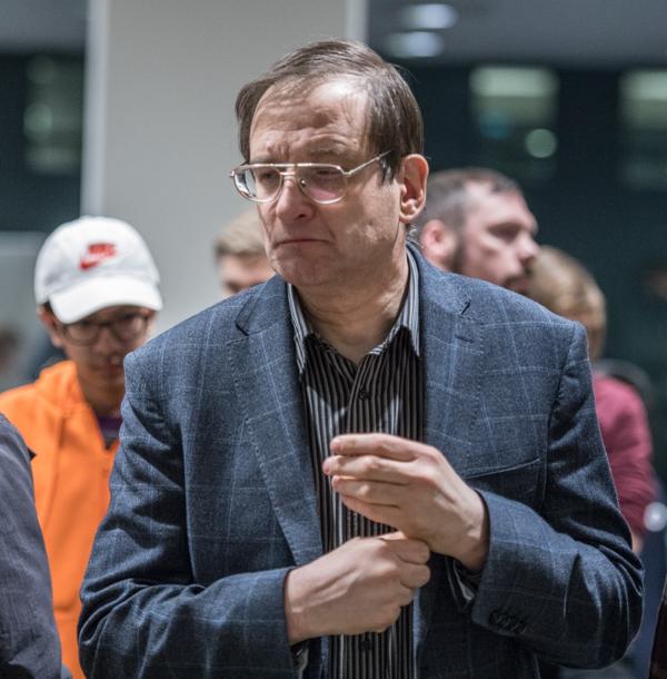 GM Michal Krasenkow (Foto: Lars OA Hedlund)