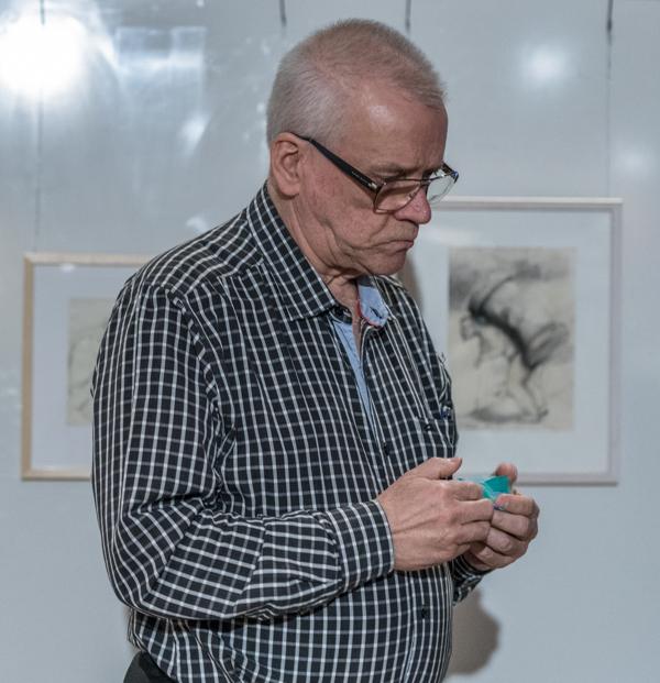 Sven Degerfeldt (Foto: Lars OA Hedlund)