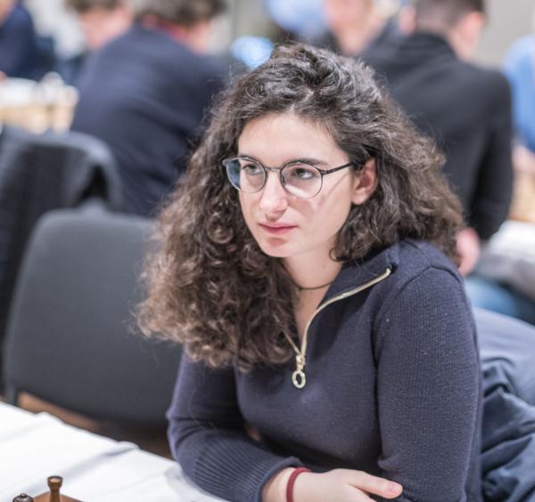 Silvia Guerini (Foto: Lars OA Hedlund)