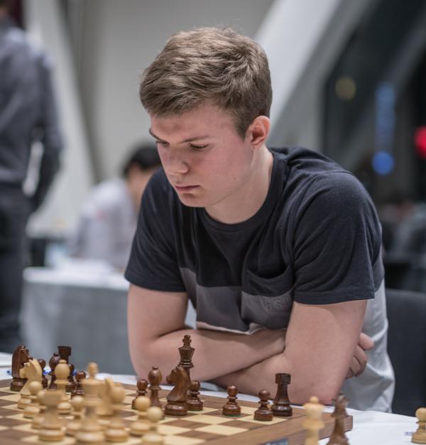 GM Kiril Alekseenko (Foto: Lars OA Hedlund)