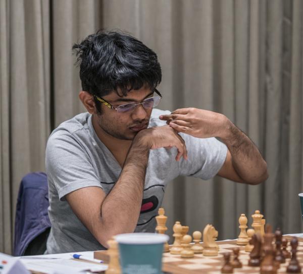 GM Srinath Narayan (Foto: Lars OA Hedlund)