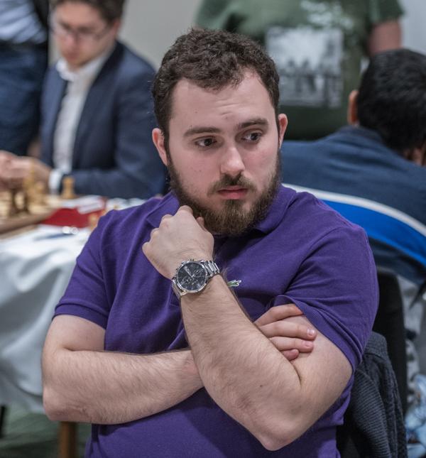 GM Maksim Chigaev (Foto: Lars OA Hedlund)