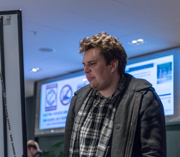 FM Eric Thörn (Foto: Lars OA Hedlund)