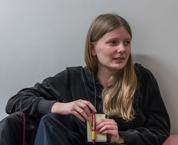 Louise Westin (Foto: Lars OA Hedlund)