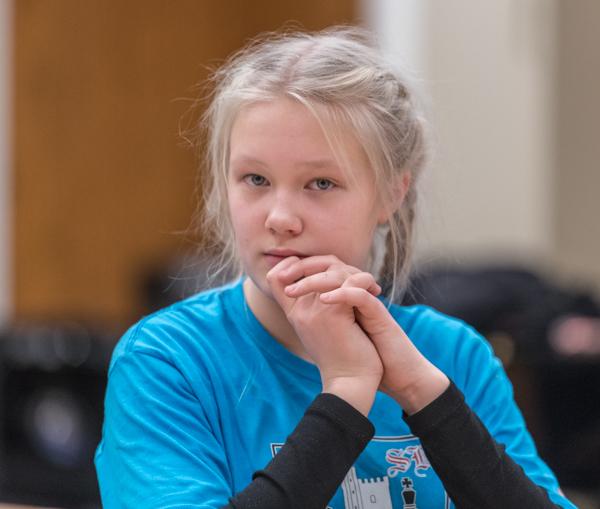 Tess Jussila (Foto: Lars OA Hedlund)