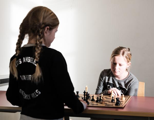 """Positionsspel"" (Foto: Lars OA Hedlund)"