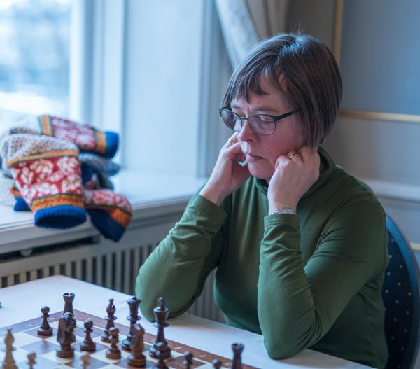 Cajsa Lindberg (Foto: Lars OA Hedlund)