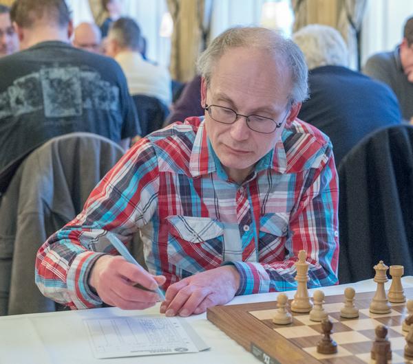 GM Thomas Ernst (Foto: Lars OA Hedlund)