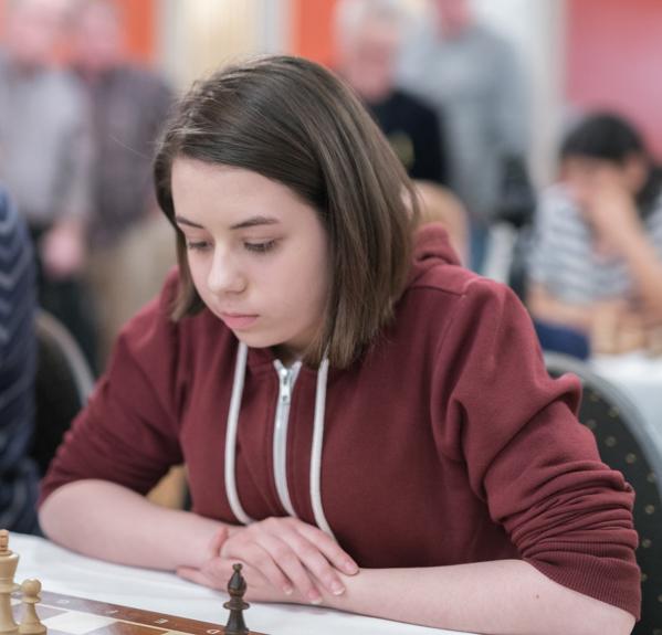 Margo Zarytovskaya (Foto: Lars OA Hedlund)