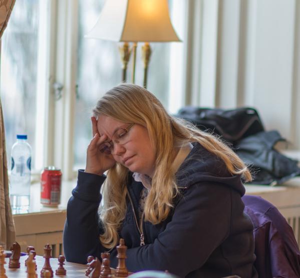 WIM Emilia Horn (Foto: Lars OA Hedlund)