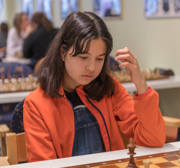 Maya Ekman Malamoros (Foto: Lars OA Hedlund)