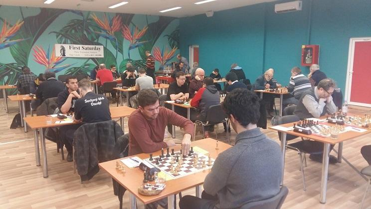 Berlin hotel tournament hall 2018 Febr