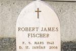Fischer gravsten