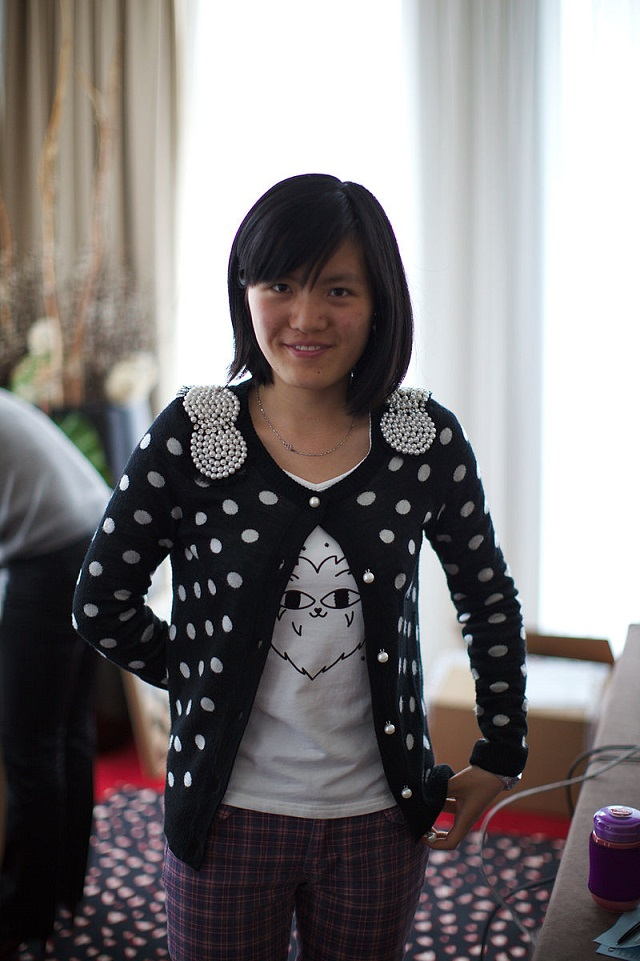 GM Hou Yifan överlämnar VM-kronan mest sannolikt till Ju Wenjun. (Källa: Wikimedia – By Clément Bucco-Lechat)