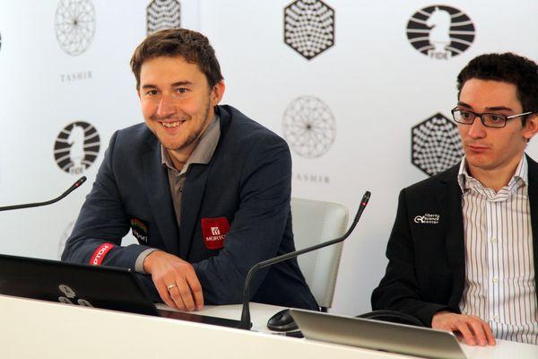Karjakin och Caruana från Kandidatturneringen får nog betraktas som Carlsens svåraste motståndare i en VM-match.
