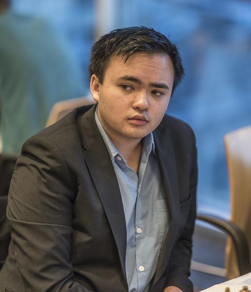 Martin Lokander väntar på en ursäkt från Sveriges Schackförbunds ledning. (Foto: Lars OA Hedlund)