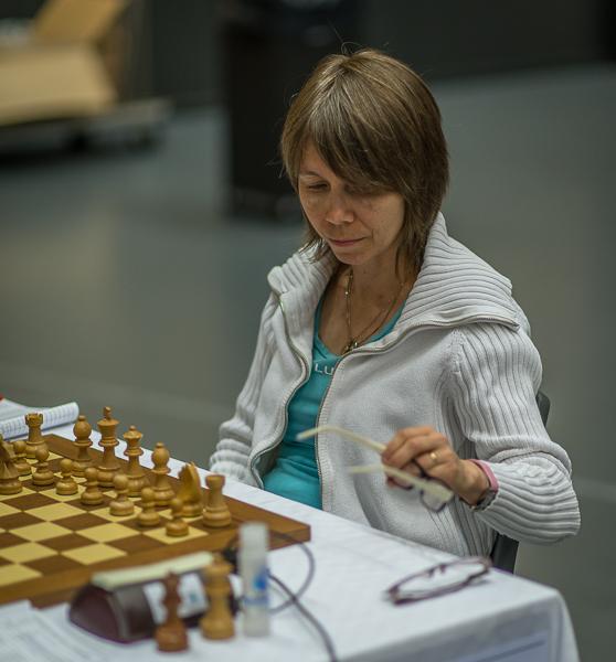 Kasparov utmanas av shirov