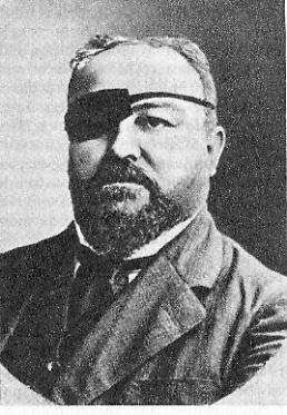 Richard Teichmann i början av 1900-talet. (Källa: Wikimedia)