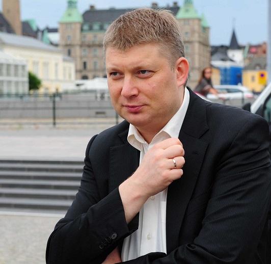 GM Alexei Shirov (Foto: Calle Erlandsson)
