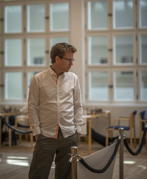 Formtoppade GM Tiger Hillarp Persson kan vara Grandelius värsta hot i årets SM. (Foto: Lars OA Hedlund)