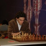 IM Nils Grandelius, Lunds ASK, CORUS Chess 2010