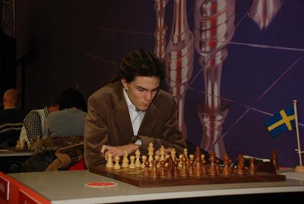 IM Nils Grandelius, Lunds ASK, CORUS Chess 2010